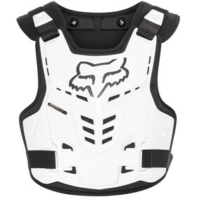 Fox Proframe LC-CE Chest Protector Men White